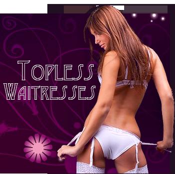 Topless Waitress